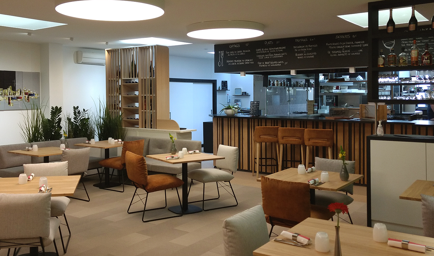 L 39 esprit cuisine alexandre arnaud restaurant in the - L esprit cuisine laval ...